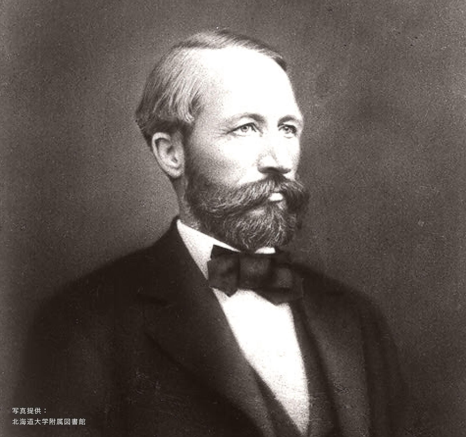 ウィリアム・スミス・クラーク