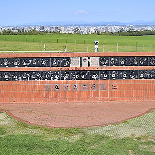 日本ハムファイターズ記念碑